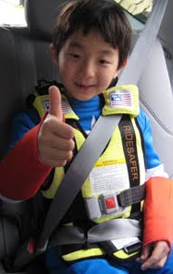 Tips For Taxis Travel Car Seats Boosters Vests That Are SAFE CONVENIENT