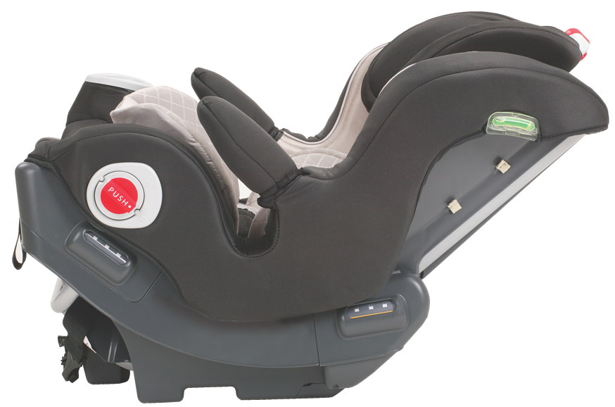 Introducing The New Graco Smart Seat