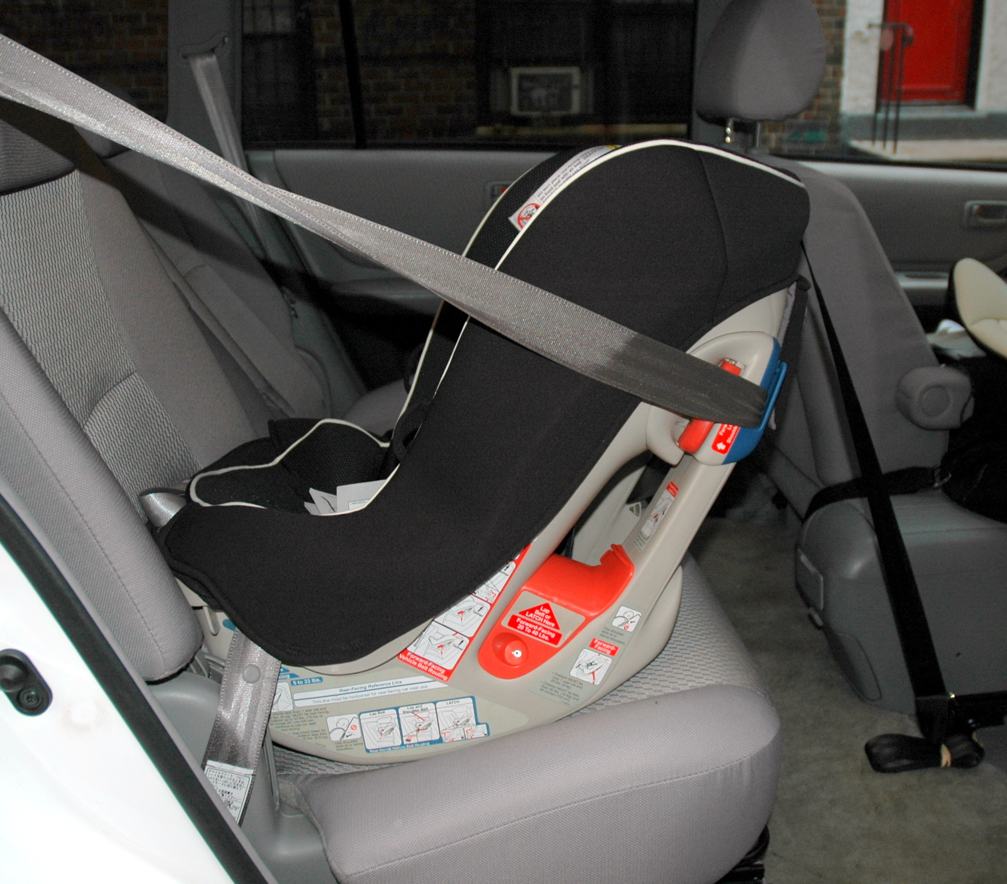 Can I Still Use My Car Seat After An Accident