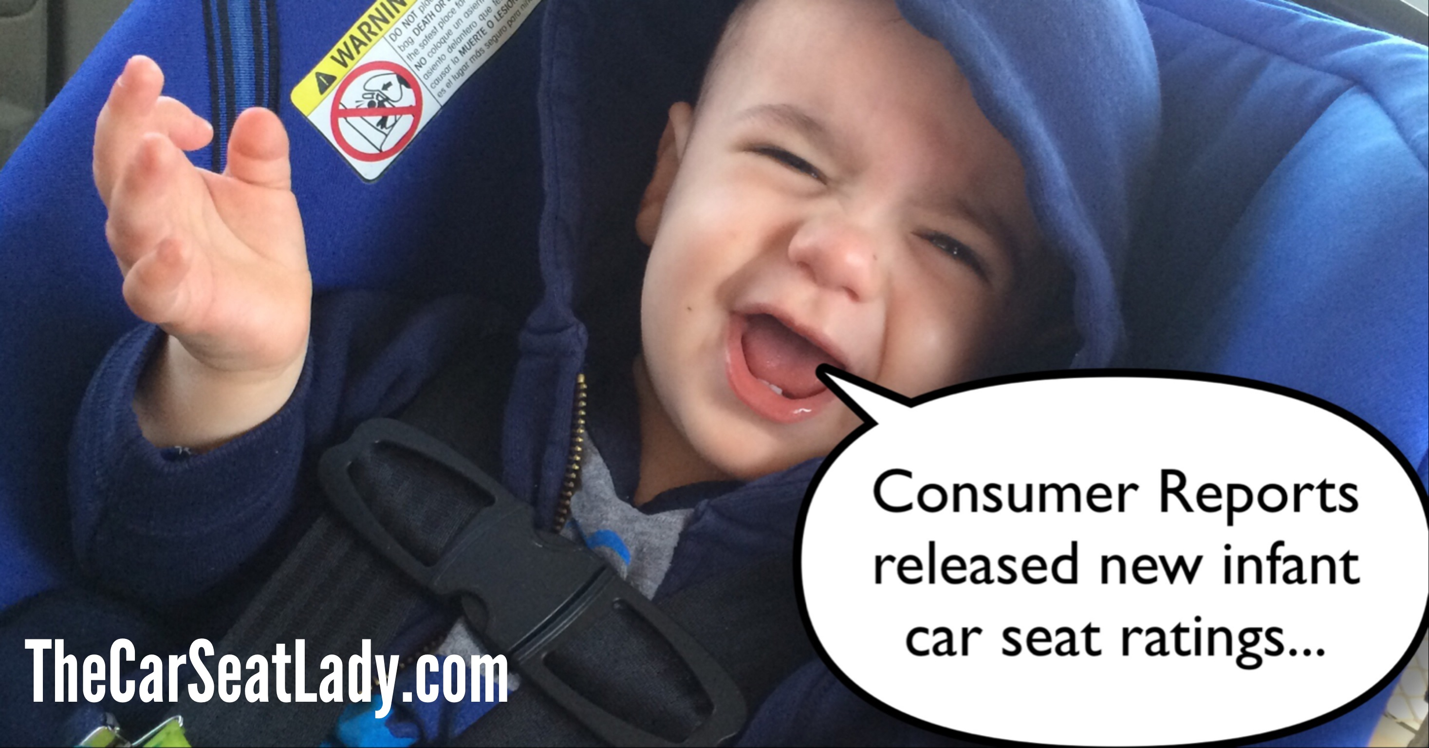The Car Seat Lady Responds To Consumer Reports April 2014